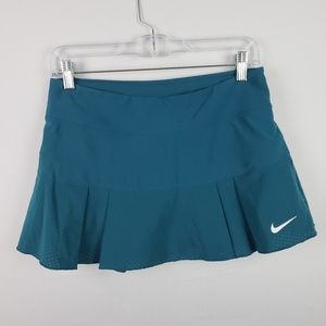 Nike Dri-Fit Skirt Skort Tennis Pleated #488